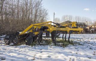 Használt - VE-3,5 szántóföldi kultivátor