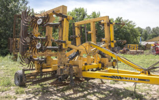 Used - FKM-5,2 Rotary seedbed maker