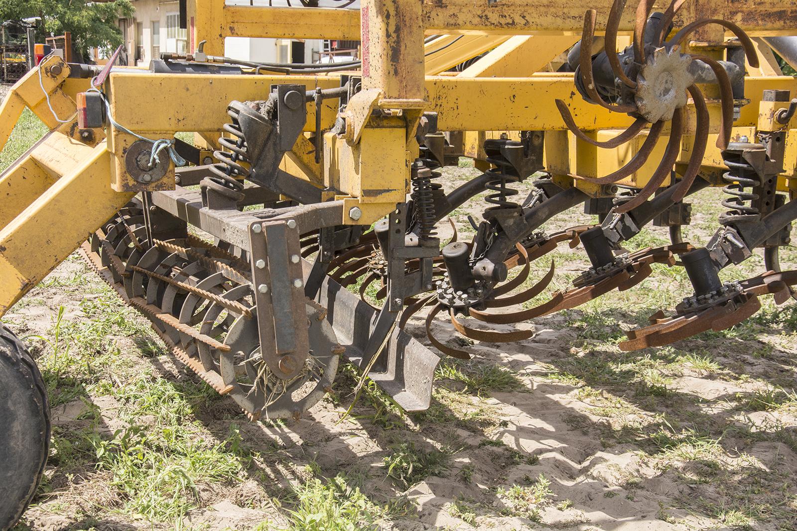 Használtgép - FKM-5,2 Forgókapás Magágykészítő